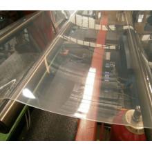 Автоматическая линия для производства пластиковых панелей из вспененного ПВХ