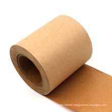 Hot Quality Wet water activated wood kraft paper tape for packaging