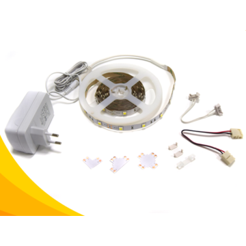Led strip blister kit ledde platt ljus ip65