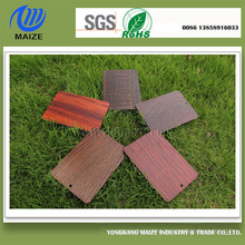 Perfect Wood Effect Powder Coating for Doors