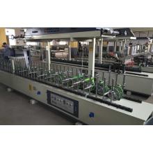Hotmelt (PUR) Wrapping Furniermaschine für Türen und Schreibtische