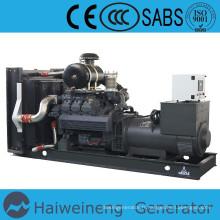 prix de générateur diesel 10KVA puissance moteur Yangdong