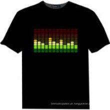 t-shirt do fulgor do EL
