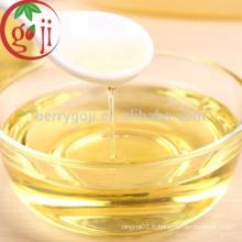 Nouvelle huile de Ningxia Goji issue de l'huile / huile de goji