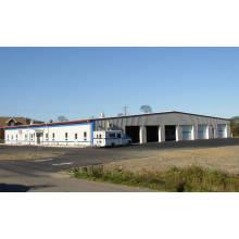 Grand bâtiment de stockage préfabriqué en acier (KXD-SSB1275)