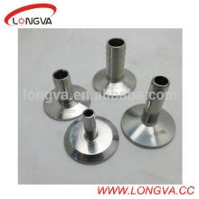 Stainless Steel Hose Pipe Coupling Clamped End