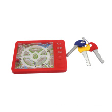 Intelligence Maze Plastic Toy Mini Ball Game Toy Puzzle Toy