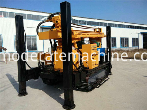 FY400 water well drilling rig 1