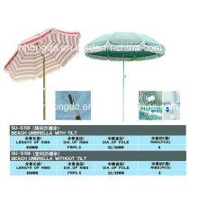 Günstige 900mmx8k Outdoor-Verwendung Center Pole Sonnenschirm mit Tilt (YSBEA0020)