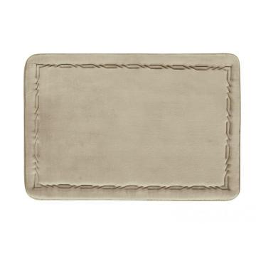 Más fácil de secar para alfombras de baño