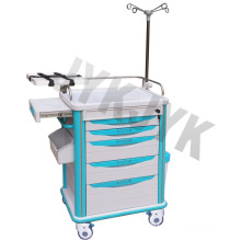 Medical ABS Emergency Trolley Jyk-C10c