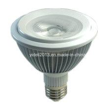 Nuevo 2015 E27 9W COB LED PAR 30 Luz de la lámpara