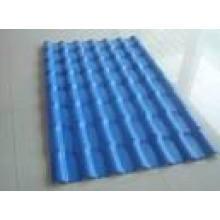 Telhas de telhado de resina sintéticas revestidas Asa
