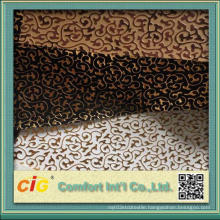 Chinese Good Quality Embossed Design PVC Leatheroid Vinyl