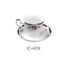 Copo de café de 2 PC Ceramic