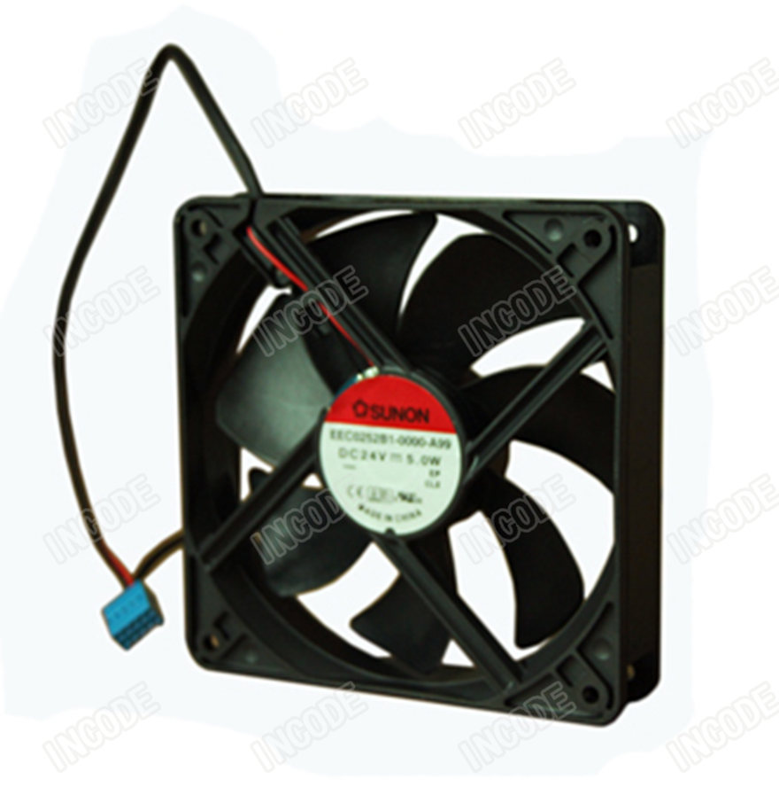 Fan Assembly For Videojet 43S