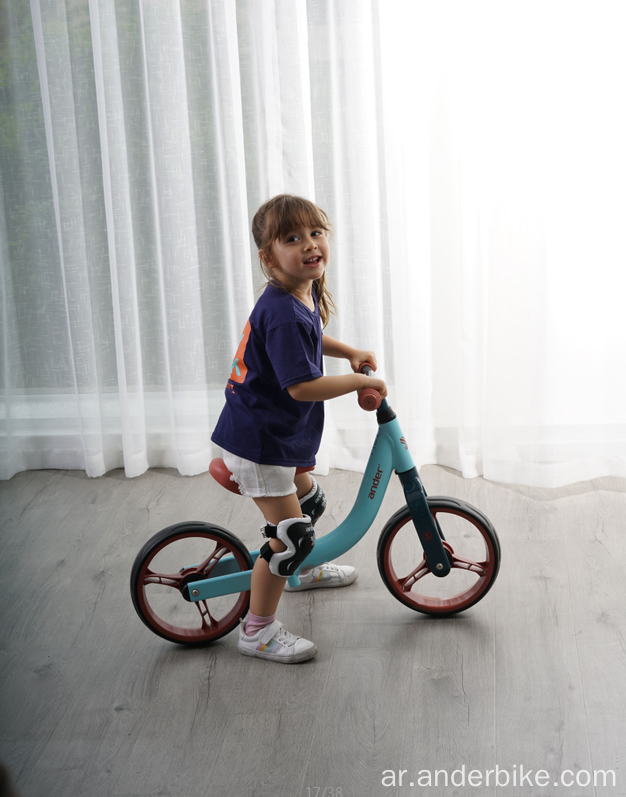 Baby Walker Balance Bike Bike Running الدراجات