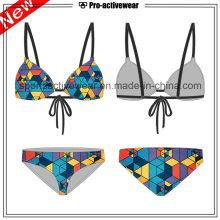 OEM 2016 High Quality Sexy Hot Selling Colorful Costom Bikini
