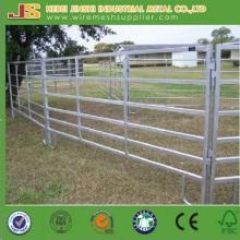 Günstige Preis 6 Schienen Hot Dipped Galvanisierte Pferd Zaun Panels