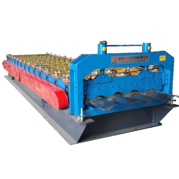 Dek Galvanized Container Automatic Roll Forming Machine