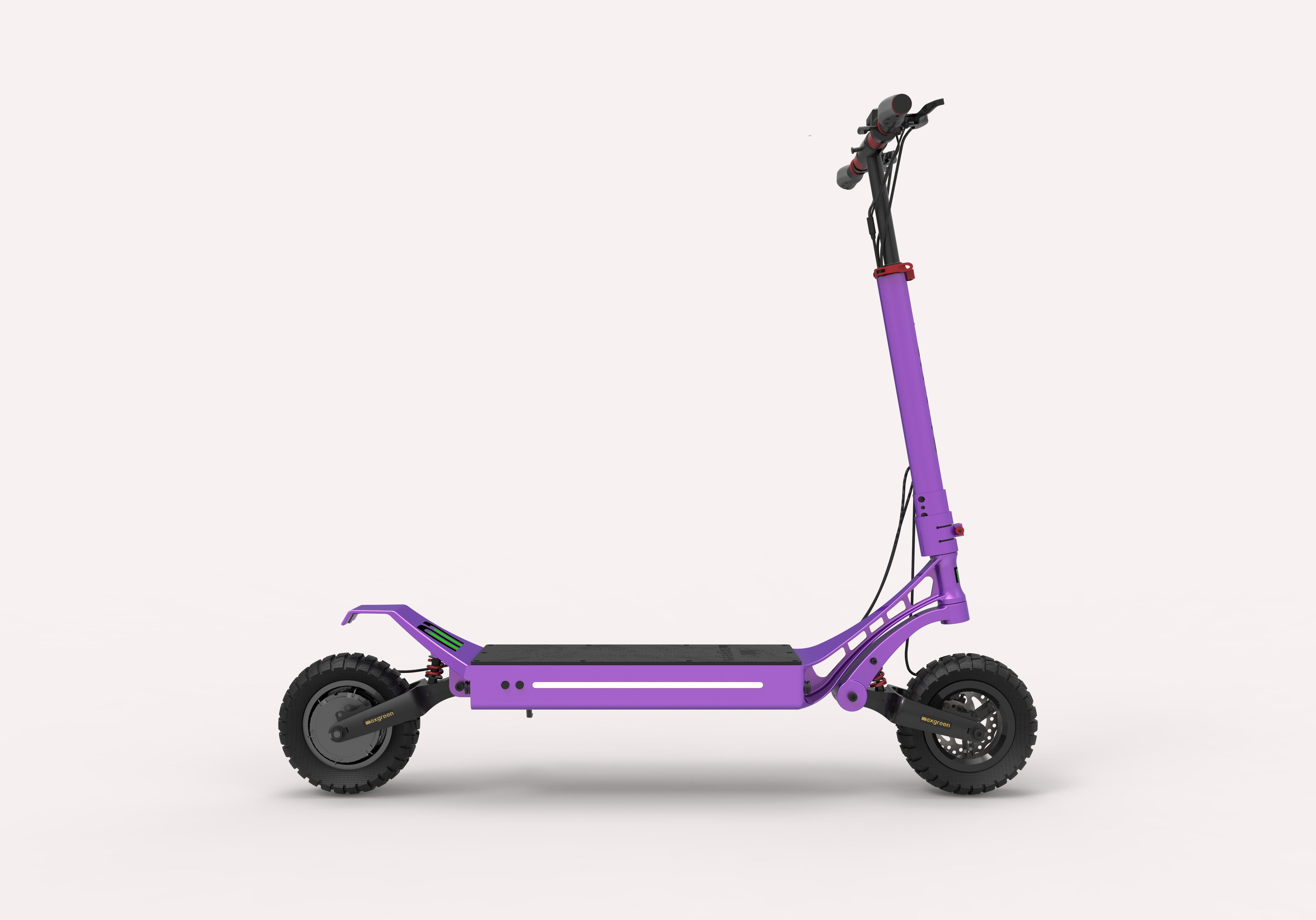 Single Motor Scooter Electric