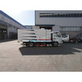 4x2 Park road sweeper for cleaning city streets