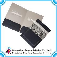 carpeta de archivos de papel de alta resolución en color de buena calidad