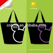 Photochromic Ink for Leather