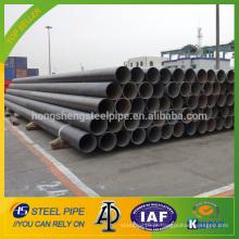 Tubo de aço ASTM A36 helicoidal, DN 22INCH WT 6.35MM