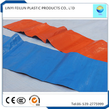 Blue Waterproof Materials PE Tarp From China