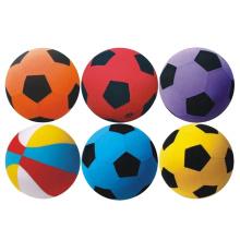 30cm bunte Stofftiere Kinder spielen Ball (10257077)
