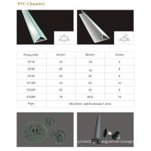 PVC Chamfer, Pipe & Fittings