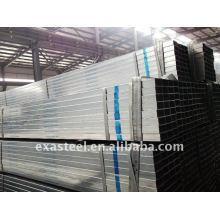 Vorverzinkter quadratischer / rechteckiger Stahlrohr