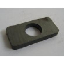 Y30 Industrail harten Ferrit Quadermagnet (UNI-Ferrit-oi10)