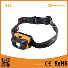 Impermeável 1W LED de alta potência farol (POPPAS-T10)