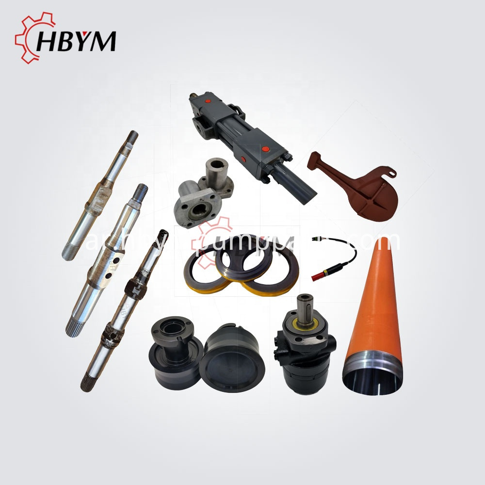 Schwing Spare Parts