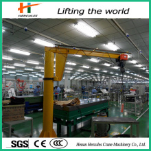 0.5t 1t Small Stationary Cantilever Cranes for Clean Workshop