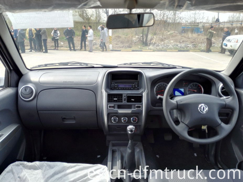 Dongfeng Rich Pickup 5