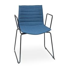 (СП-HC069) Санки основа Мягкая Arper Catifa офисное кресло