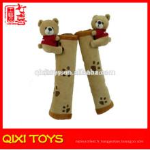 Chine usine gros gros bébé couverture ours en peluche bébé couverture
