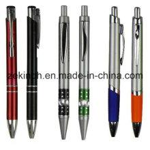 Billige Kunststoff Werbeartikel Kugelschreiber mit eigenen Logo drucken