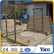 A venda quente galvanizou o painel de rede de arame soldado, casa da galinha