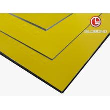 GLOBOND FR Fireproof Aluminium Composite Panel (PF-432 Yellow)