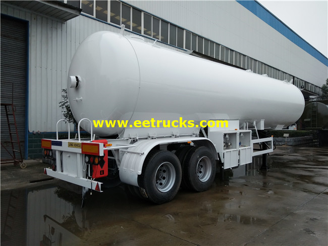 40 CBM NH3 Tank Trailers