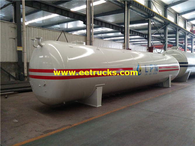 40m3 Propane Gas Domestic Vessels