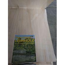 Plástico Paulownia Borda Colada Board 18mm