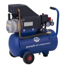 Compresseur d'air à entraînement direct 25L 8bar 1.5HP 1.1kw (ZFL25-A)