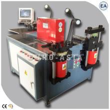 Máquina de barramento CNC com corte e dobra por punção