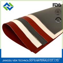 Heat Resistant Silicone Fiberglass Fabric
