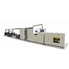 Máquina de corte de papel de alta precisão PLC com embalagem em linha completa